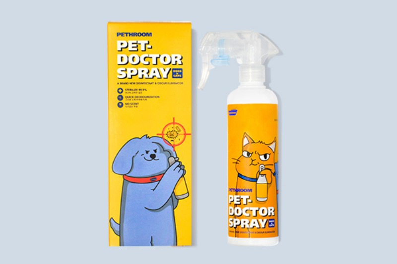 PETHROOM PET-DOCTOR SPRAY