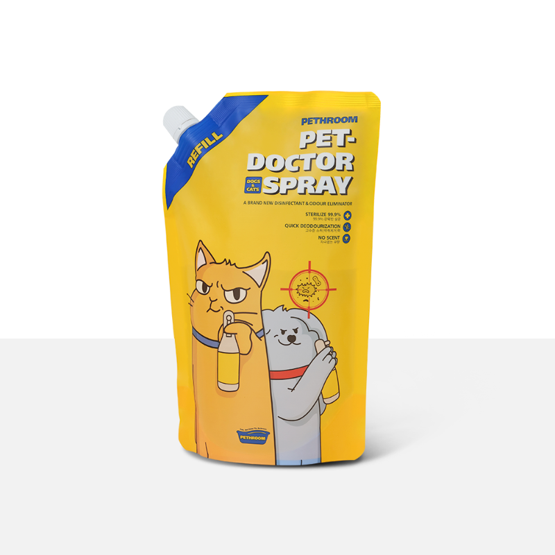PET-DOCTOR SPRAY REFILL