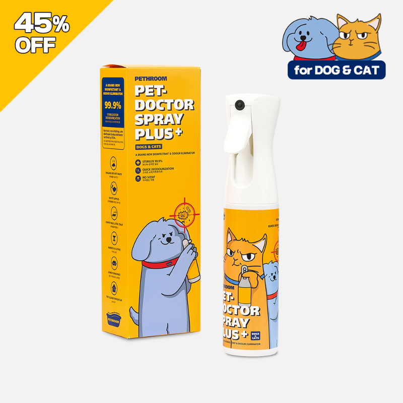 PET-DOCTOR SPRAY PLUS+