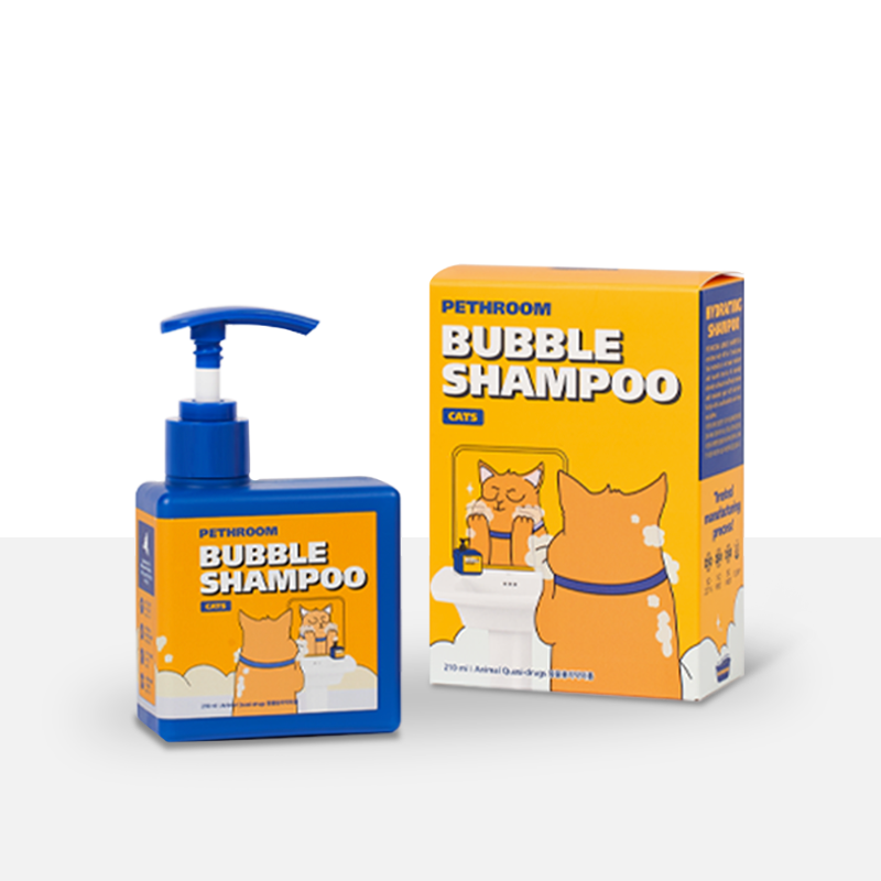 CATS BUBBLE SHAMPOO