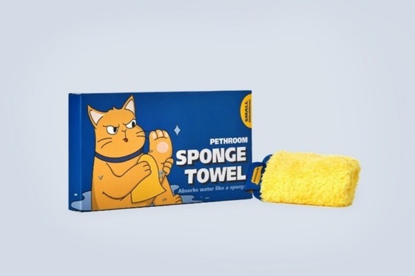PETHROOM SPONGE TOWEL (S)