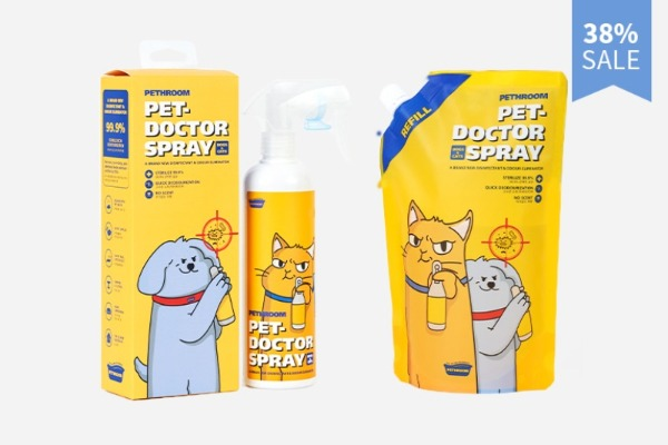 PET-DOCTOR SPRAY SET