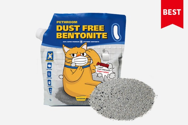 DUST FREEBENTONITE